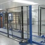 Logisma fabrica en Zaragoza diferentes productos para la manutenciónnterno, rodillos motorizados, rodillos de transferencia, elevadores automáticos o mesas elevadoras.