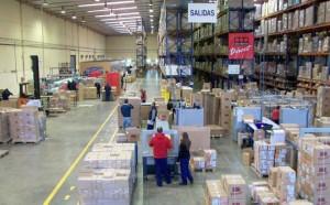FCC Logística gestiona la logística de Securitas Direct en la plataforma de Azuqueca de Henares