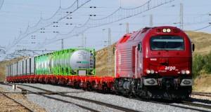 Takargo Rail es la empresa ferroviaria del grupo portugués Mota-Engil
