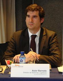 Asier Barredo, Director de Sistemas Logísticos Jungheinrich España