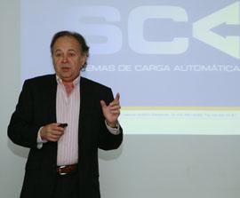 Juan Carlos del Rey, Socio Fundador de SECON