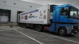 Primer camión ampliación PIF algeciras
