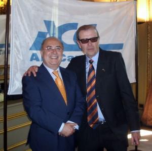 Fernando Gonzalo y Manel Cardona
