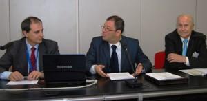 José Estrada, Director General del CEL, destacó la importancia de la ISO 28000 en mercados globalizados