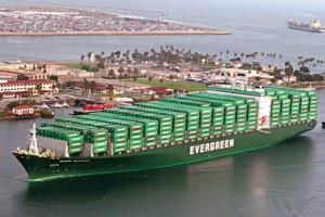 Evergreen inicairá en mayo un nuevo servicio entre estados Unidos, Asia y el Mediterráneo
