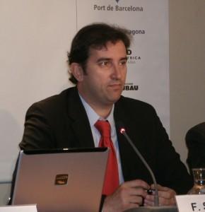 Ferran Soriano, presidente de Spanair