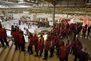 Norbert Dentressangle celebró su Convención Anual que congregó a 650 empleados de 16 países
