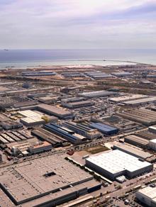 Catalunya cuenta con 26 centros y Madrid con 24 parques logísticos