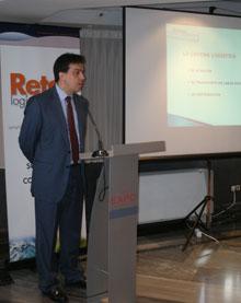 Antonio Ballesteros, Responsable UN Transporte y Logística Iniker