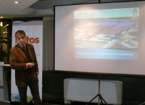 Ignacio Barker, Logistics Manager IDC Valls SCA Hygiene Products