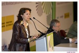Concepción Gutiérrez, Secretaria de Estado de Transportes