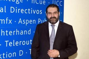 Luis Griffo, director general de Europa del Sur de Teleroute
