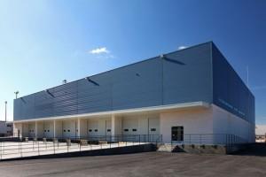 Instalaciones de ACL en la terminal de carga del aeropuerto de Zaragoza