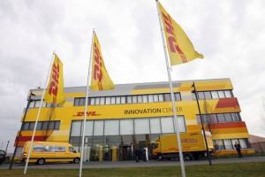 El Centro de Innovación de DHL está ubicado entre las ciudades de Colonia y Bonn en Alemania