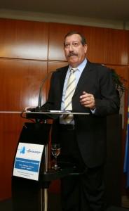 Manuel Valenzuela, consejero delegado de Space Cargo Services