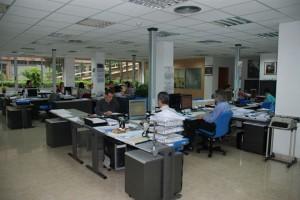 Oficinas de Cedasa