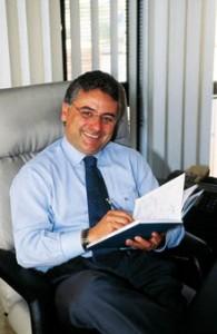 Antonio Ruiz, consejero delegado de Rhenus Logistics