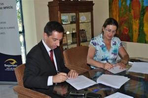 Francesc Fajula y Mónica de Oriol e Icaza
