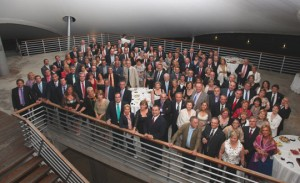 La cena de clausura del Congreso tuvo lugar en la Terminal de Cruceros del Puerto de Alicante