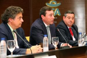 Mario Flores, conseller de Infraestructuras y Transportes de la Generalitat Valenciana