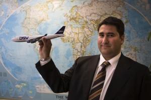 Iban Mas, Director General de DSV Air & Sea en España