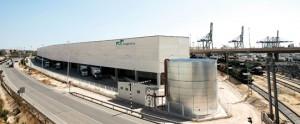 Instalaciones de FCC Logística en Valencia
