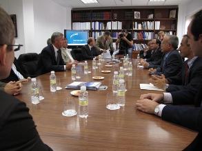 Reunión Vopak Algeciras Terminal