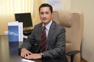Francisco Fernández, gerente de la plataforma de Rhenus Logistics en Sevilla