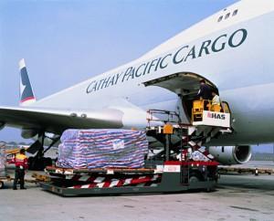 cathay cargo avion