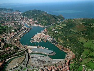 puerto pasajes