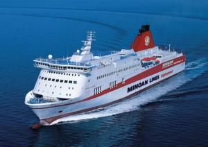"""El """"Ikarus Palace"""" tiene una capacidad de carga de 2.130 metros lineales de carga rodada"""