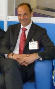 Mikel Urrutia, director general de Cosvas Atlantic y Consejero de Cosvas Mauritania