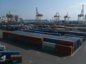 TCB prevé mover en la terminal de Barcelona 1 millón de TEUs este año