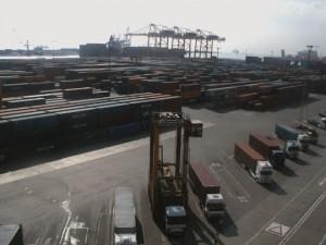 El tráfico ferroviario de TCB supone el 75% del total del puerto de Barcelona