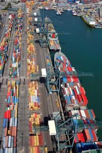 contenedores puerto bcn
