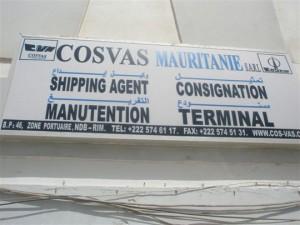 cosvas mauritania