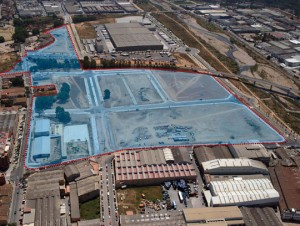 El parque tendrá 24.500m2 de superficie construida