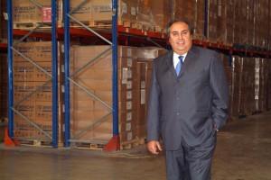 Manel Torres, director general de Moldstock Logística