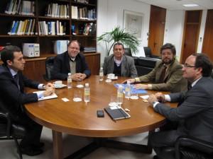 Reunión puerto algeciras Río de Janeiro