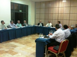 Comité Ejecutirvo de FETEIA-OLT