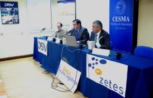 retos Intervención José Luís Morato, Director General de Retos Logísticos