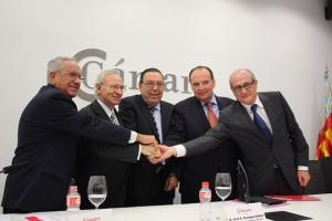 reunion camaras corredor mediterraneo