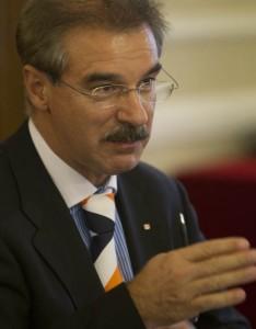 Juan Ramón Rodríguez, Director de Fábrica y Logística Operativa de SEAT Martorell