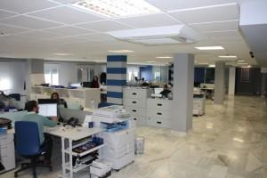 Instalaciones de la transitaria González Gaggero