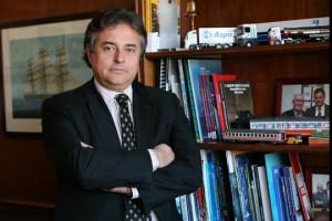 Enric Ticó, presidente de Ferrocarrils de la Generalitat de Catalunya