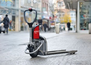 CiTi Truck by Linde