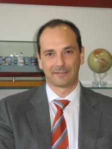 Mikel Urrutia, director general de Vasco Shipping Services y Cosvas Atlantic
