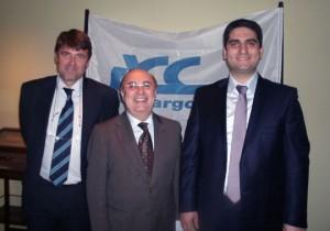 Luis Albert Martínez, Fernando Gonzalo y Serdar Kulcur