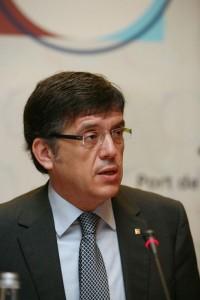 Lluís Recoder, conseller de Territori i Sostenibilitat