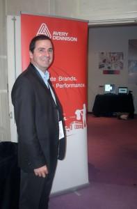 Jordi Baeta, Director Comercial de RFID de Avery Dennison